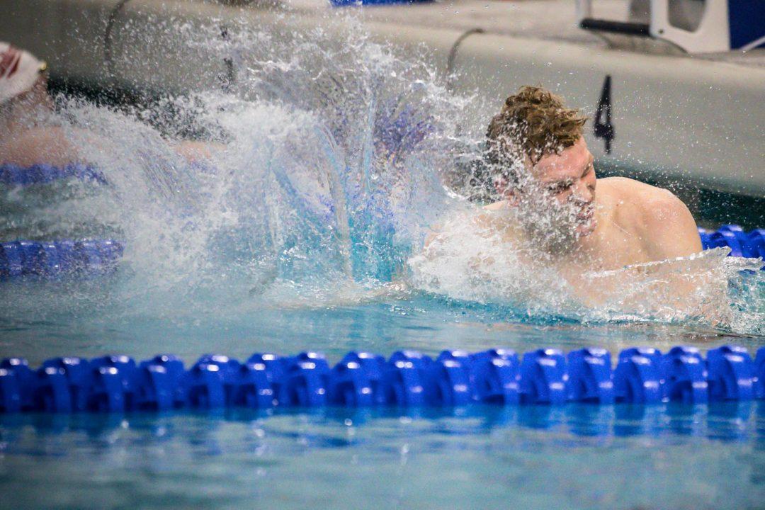 Dolfin Swim of the Week: Auboeck's 3:45 Pushing For Austrian Olympic History