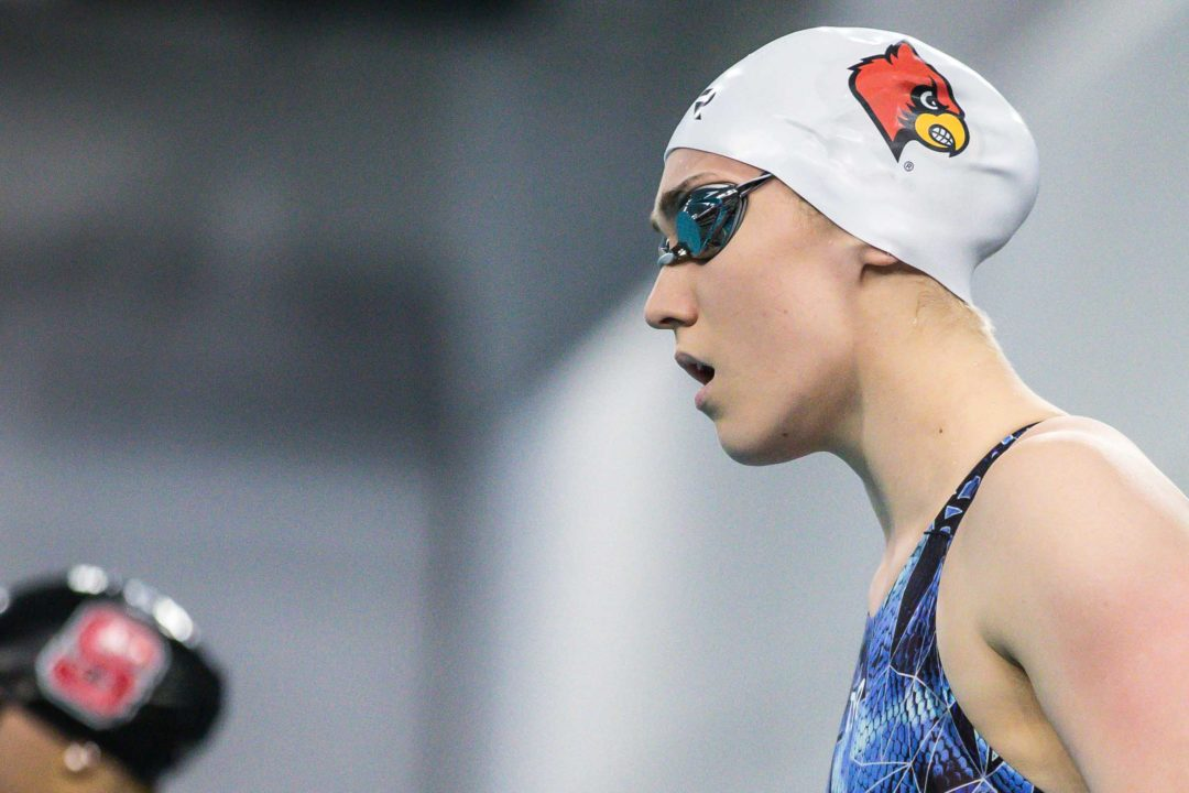3 NCAA-Leading Times Produced on Day 2 of SMU Classic; Louisville Edges Auburn