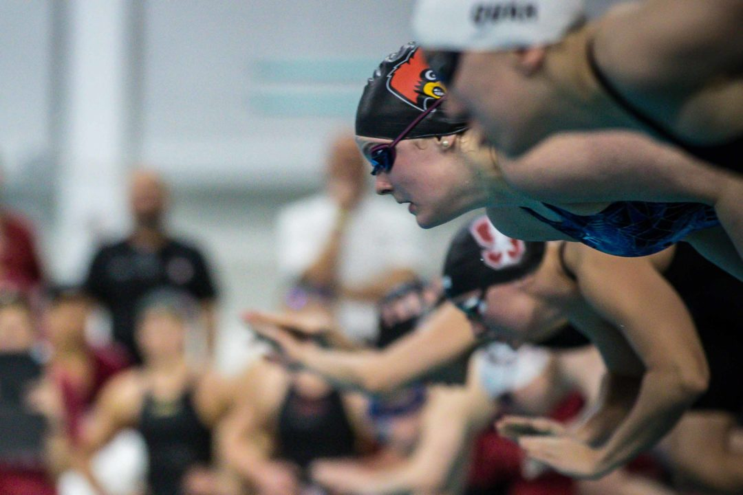 College Swimming Previews: #12 Louisville Women Approach Life After Comerford