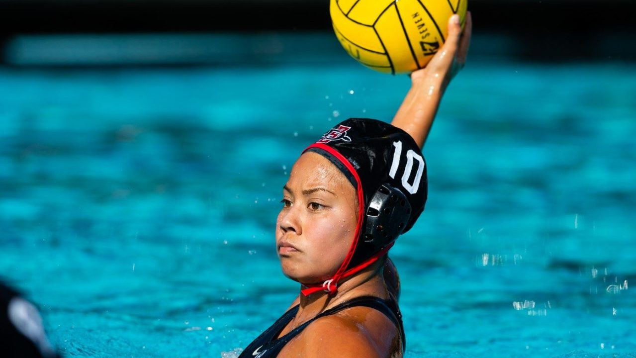 RV San Diego State Scores 2 Upsets to Lead Water Polo Week 9 Results