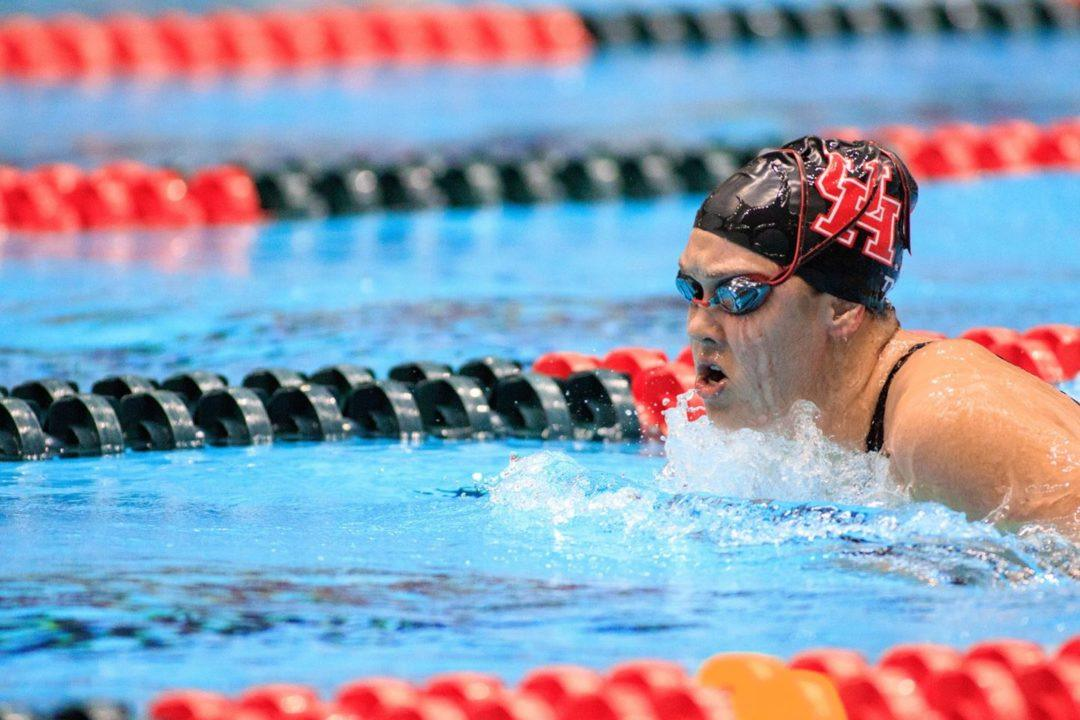 Houston Women, Cincinnati Men Boast Lead Heading into AAC Final Day