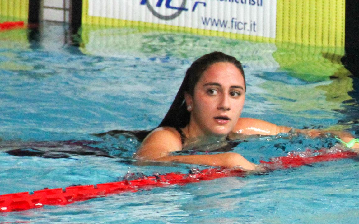 Assoluti: Simona Quadarella Pass Olimpiadi 1500 – Tutti I Risultati Day1