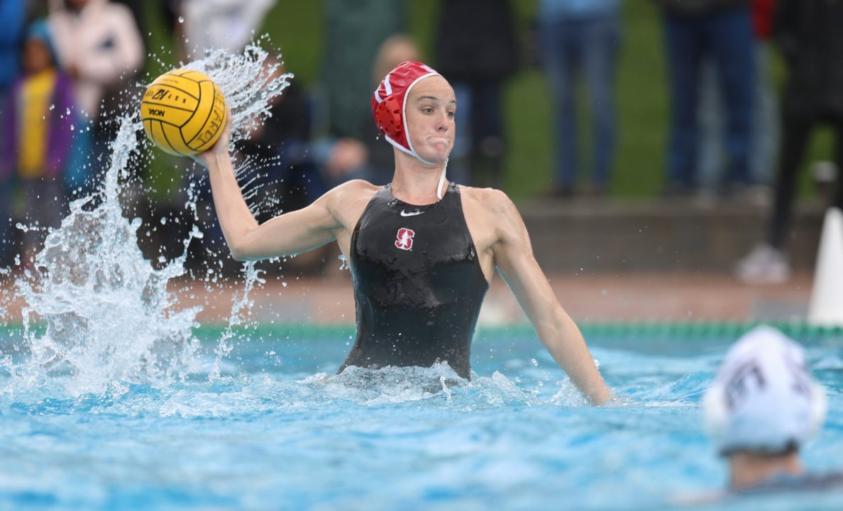 Division I Player of the Year Makenzie Fischer Leads Water Polo All-Americans