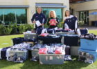 USA Water Polo National Team Delivers Clothing to OC Rescue Mission