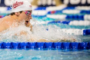 American Ian Finnerty 1 of 9 Swimmers Back in the Water with Energy Standard