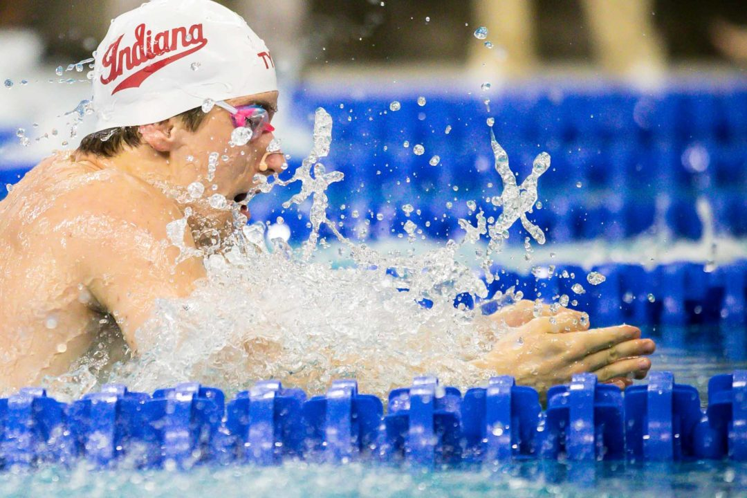Practice + Pancakes: IU Breaststroke Clinic