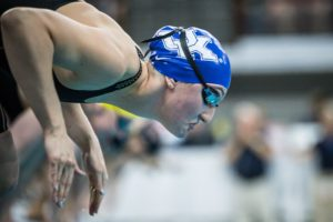 Kentucky Women, Missouri Men Lead Going Into Final Session of Mizzou Invite