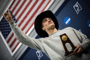 WATCH: Texas Two-Step, Shebat & Katz #2/#3 Performers in 200 Back All-Time