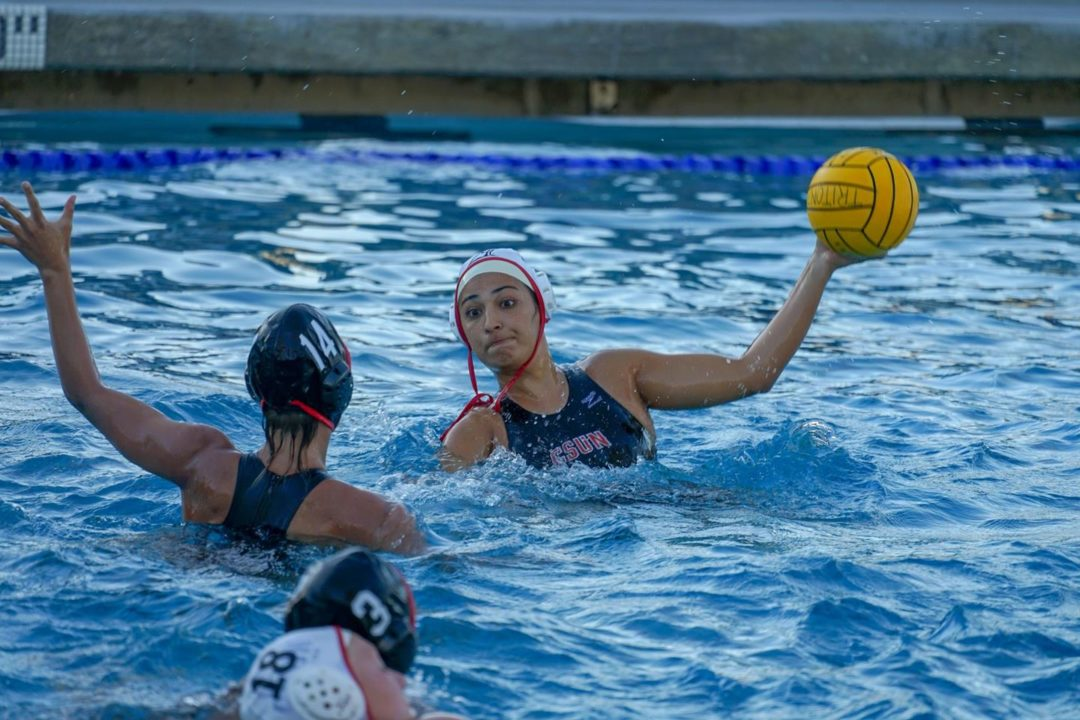 Week 6 Upsets Result in Week 7 Water Polo Rankings Swaps