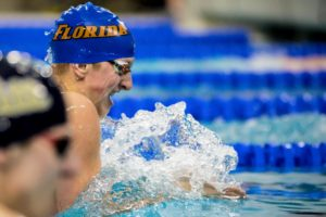 """Kieran Smith on San Antonio Swims: """"I'm as fit as I've ever been"""" (Video)"""