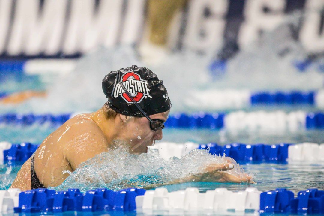 Ohio State's Momentum Palpable After Night Two of Big Ten Women's Champs