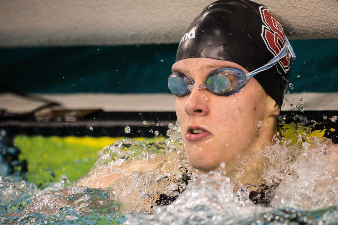 Alons, Berkoff, and Moore Lead NC State Women Over UNC