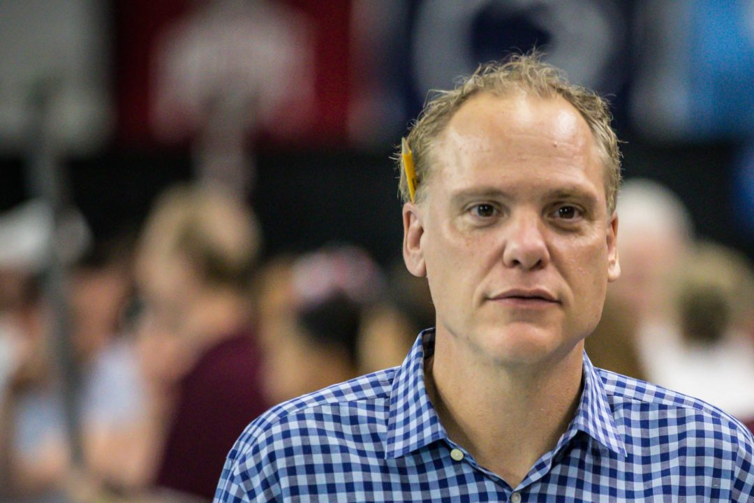 Competitor Coach of the Month: Lars Jorgensen, Kentucky