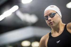 W. Pac-12s: USC's #2 Transom DQed in 200 FR Prelims (UPDATE: DQ Overturned)