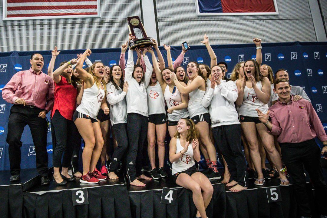 NCAA Rules Don't Allow Virtual Meets to Count as Bona Fide Competition