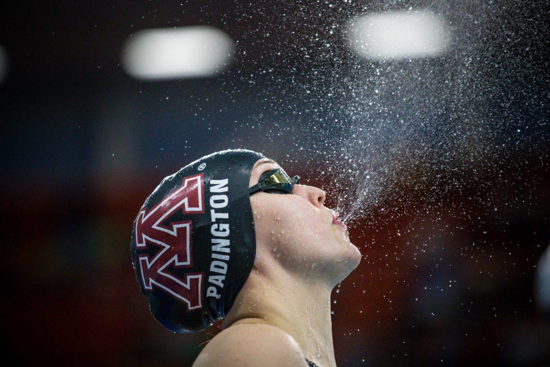SSPC: Mackenzie Padington Explains Her Pre-Olympic Retirement