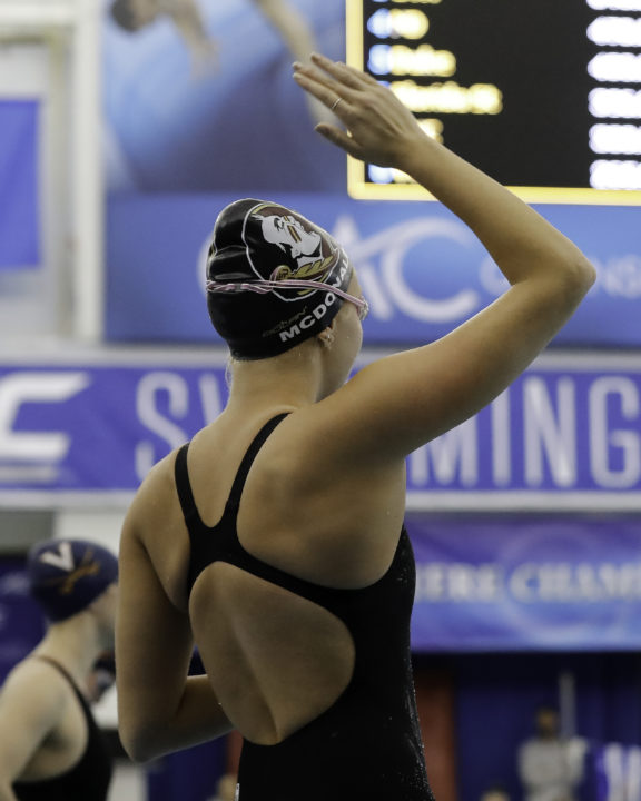 FSU Men Roll Past LSU; Seminoles, Tigers Fight To Draw In Women's Meet