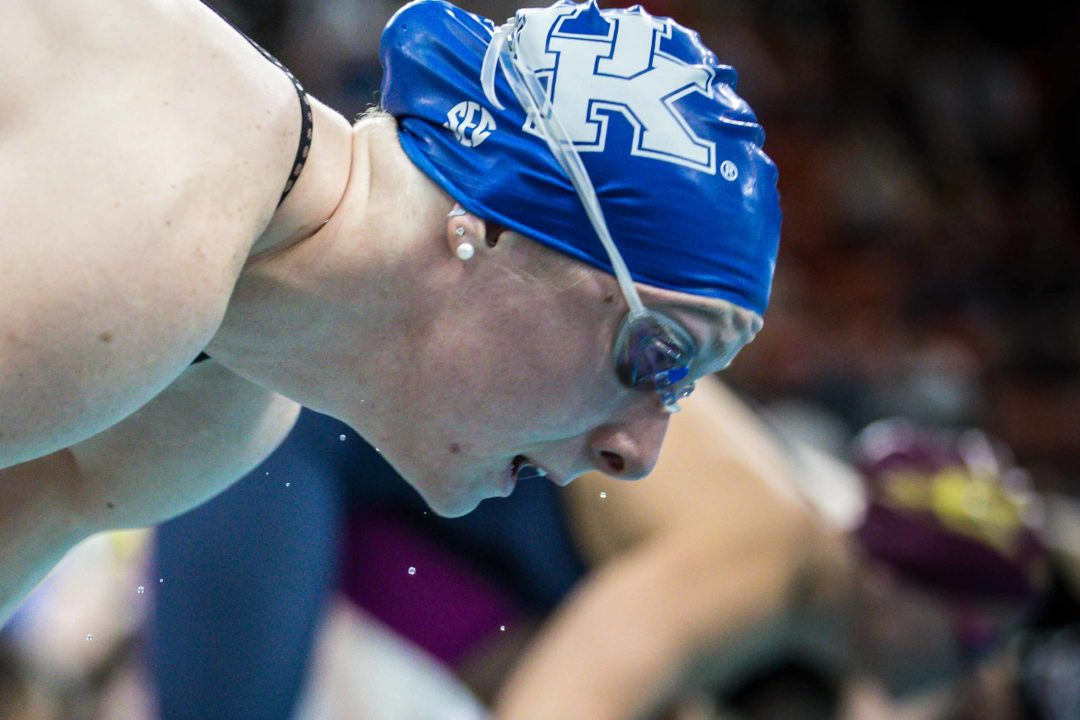 Kentucky's NCAA Qualifier Madison Winstead to Medically Retire