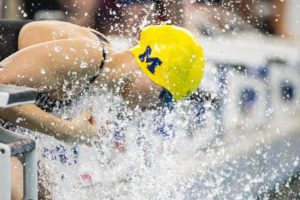 MacNeil & Dorenkott Earn Big Ten Women's Swimming & Diving Awards