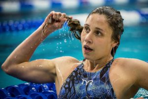 Mallory Comerford Goes 25.4/55.4/2:00.5 in 50/100/200 Free (LCM) in Nashville
