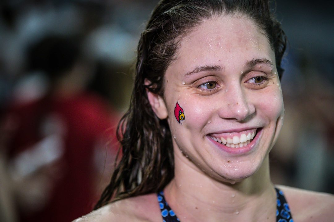 Mallory Comerford to Race at Maria Lenk Tropy in Brazil (Interview)