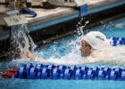 """Marius Kusch Joins """"41"""" Club with NCAA D2 Record in the 100 Free on Day 4"""