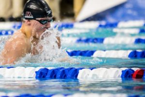 Swim of the Week: Max McHugh's 22.6/50.6 Breaststroke Combo