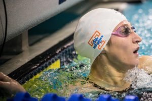Meghan Small Clocks New Best Times in 100 Fly and 200 Breast in Practice