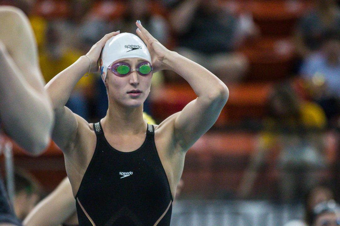 2020 SEC Championships Day 3 Scratches: #2 Megan Small (TENN) Out of 400 IM