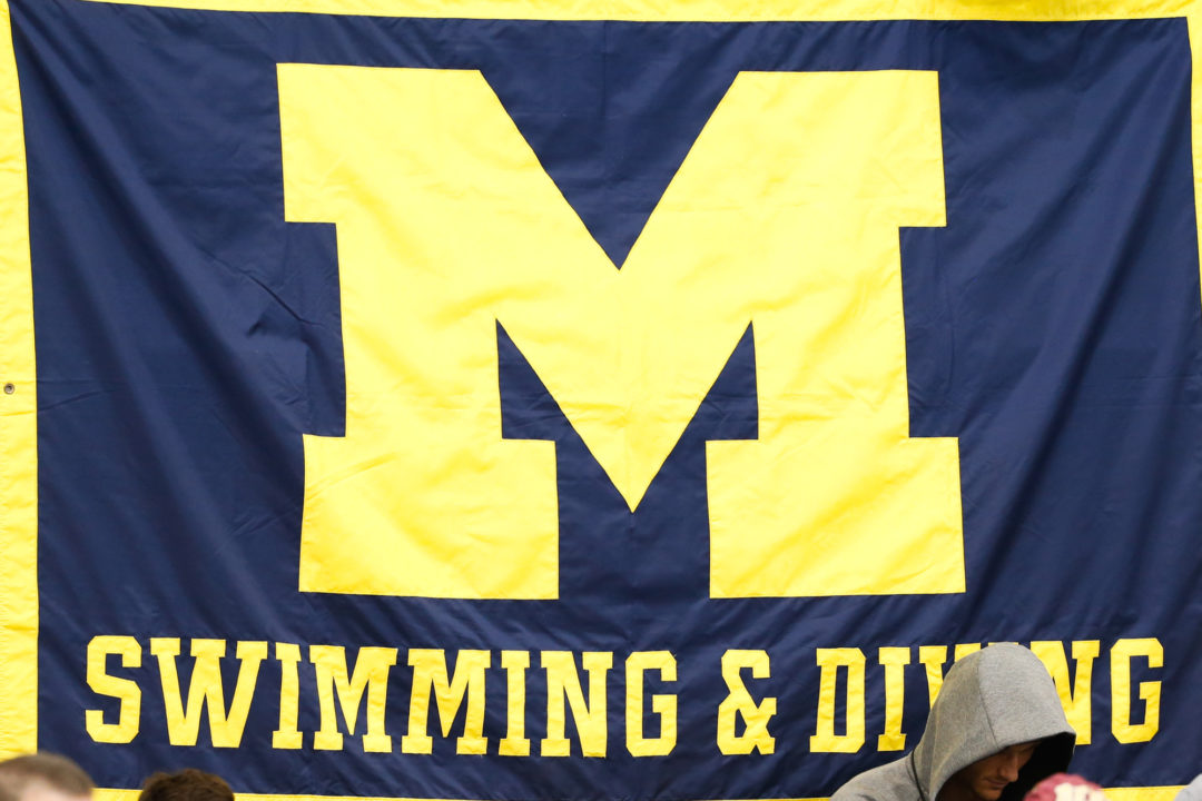 Big Ten Champ Miles Smachlo Swims Lifetime Best in the 100 LCM Fly at Namesnik