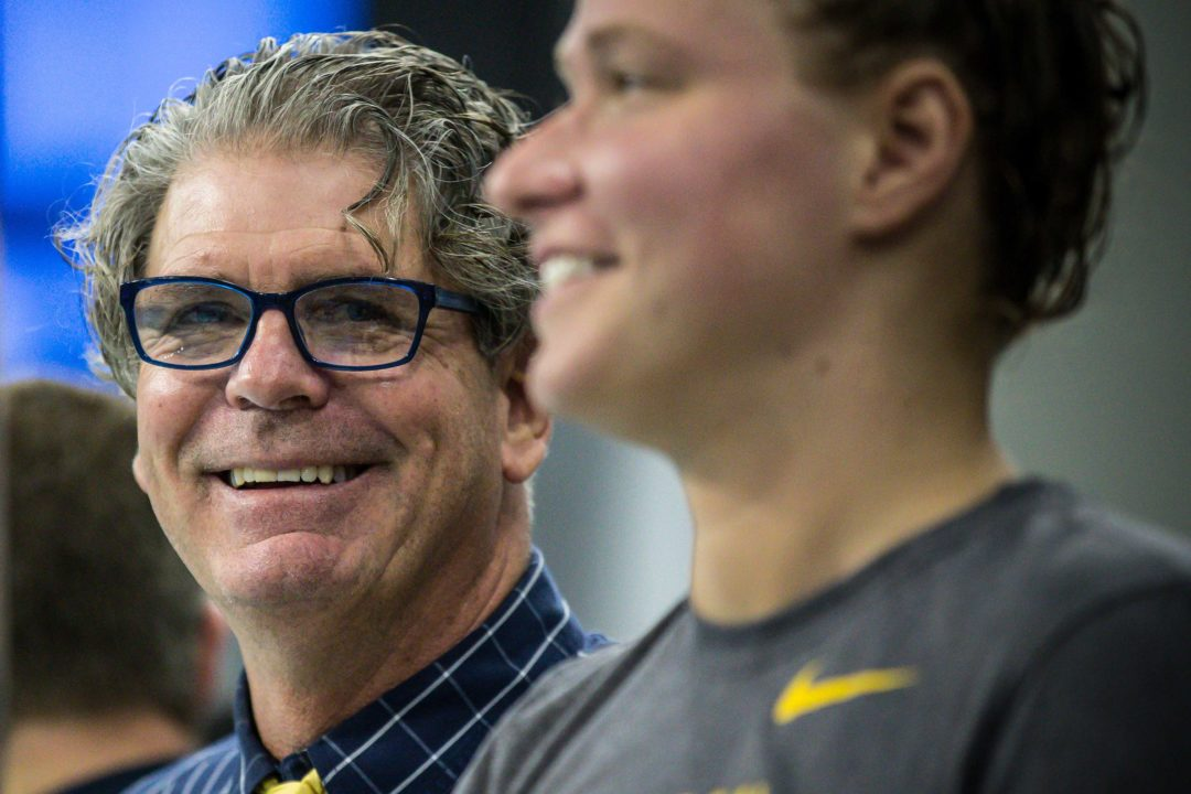 Competitor Coach of the Month: Mike Bottom, Michigan