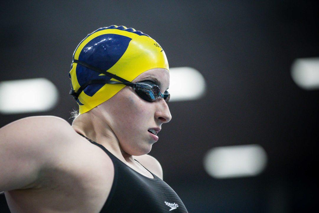 2020 Big Ten Women's Swimming & Diving Championships: Day 2 Prelims Heat Sheets