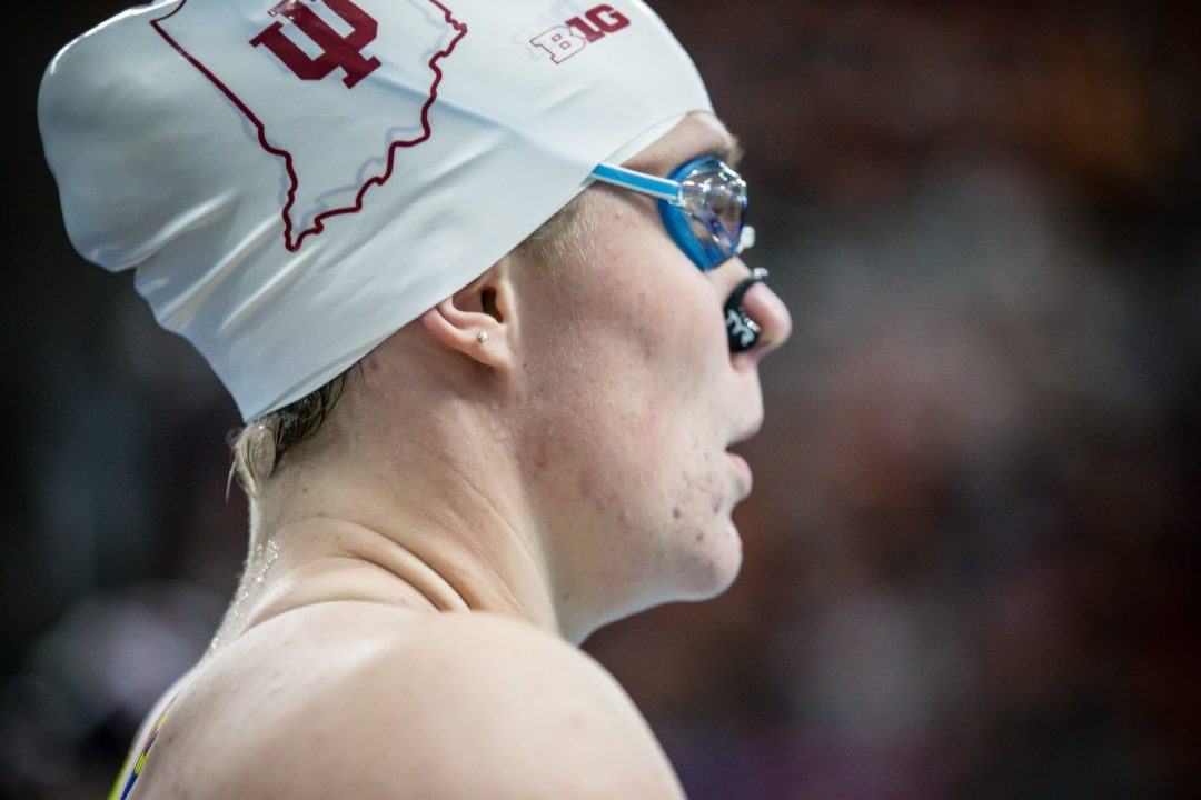 Indiana All-American Morgan Scott Enters NCAA Transfer Portal