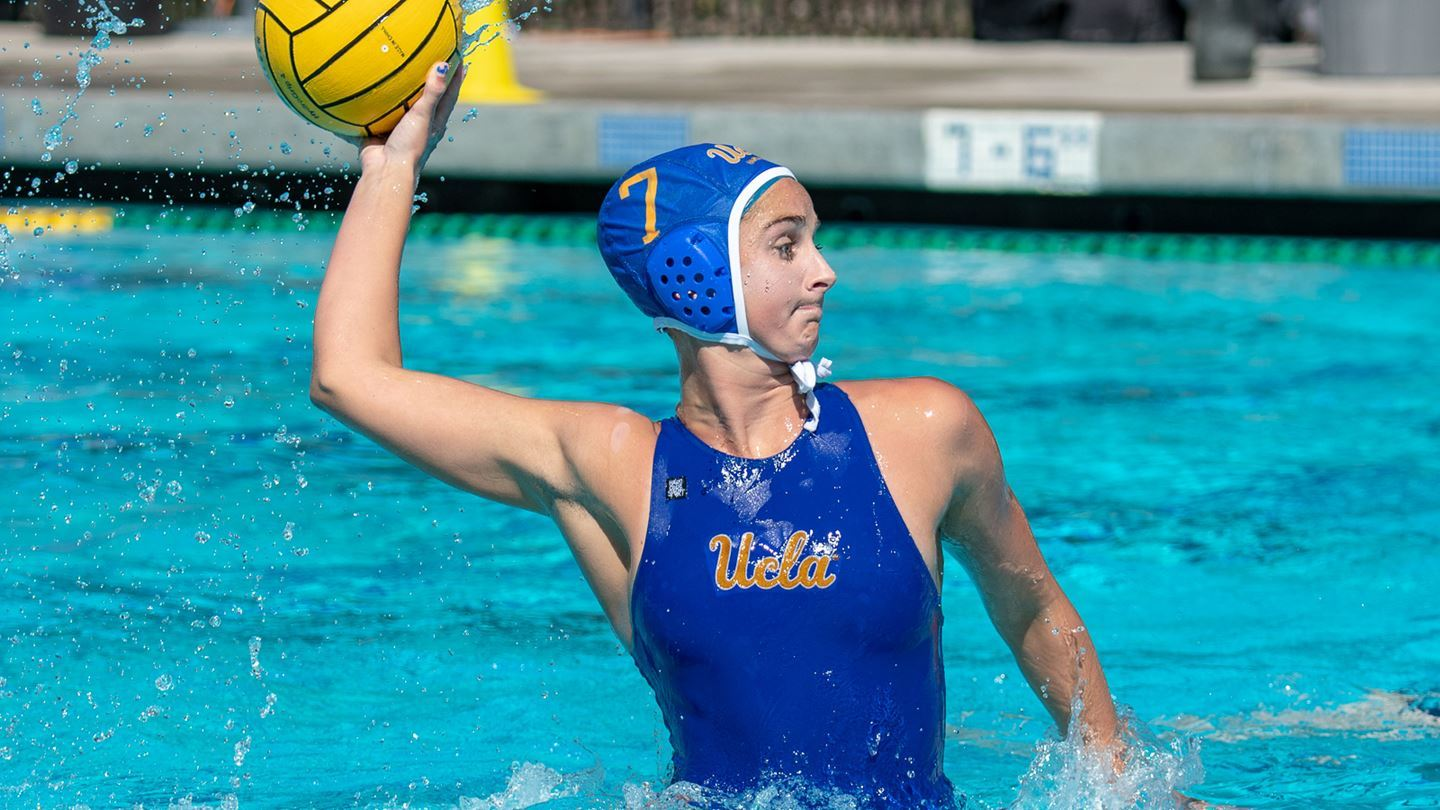 USA Women's Water Polo Tops Greece 17-6 to Kick Off Exhibition Series