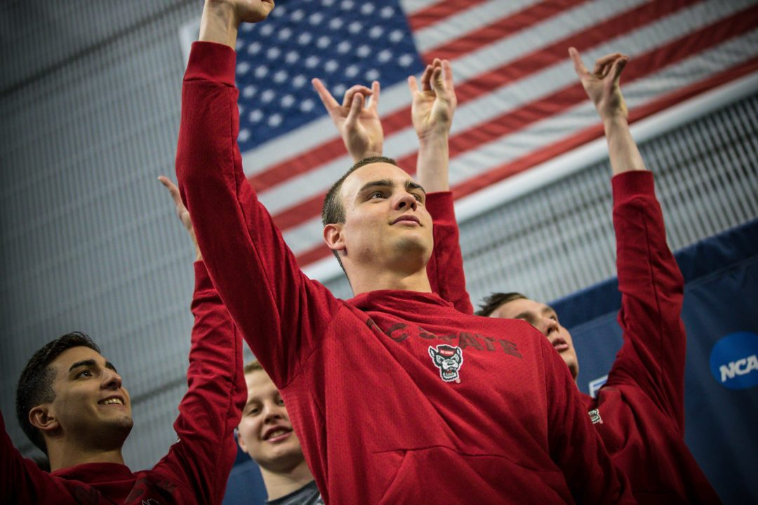 2019 NC State Invite Day 1 Finals Live Recap
