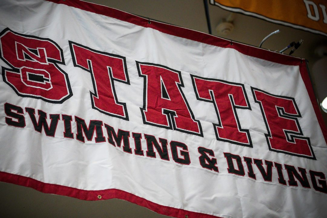 NC State Wolfpack Include 3 Pro Swim Series Stops on 2019-2020 Schedule