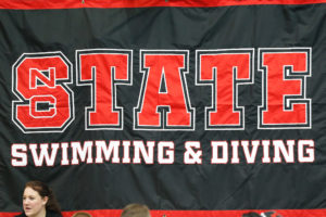 NC State's Zach Brown Clocks 1:57.1 200 Fly at Greensboro Sectional Day 1
