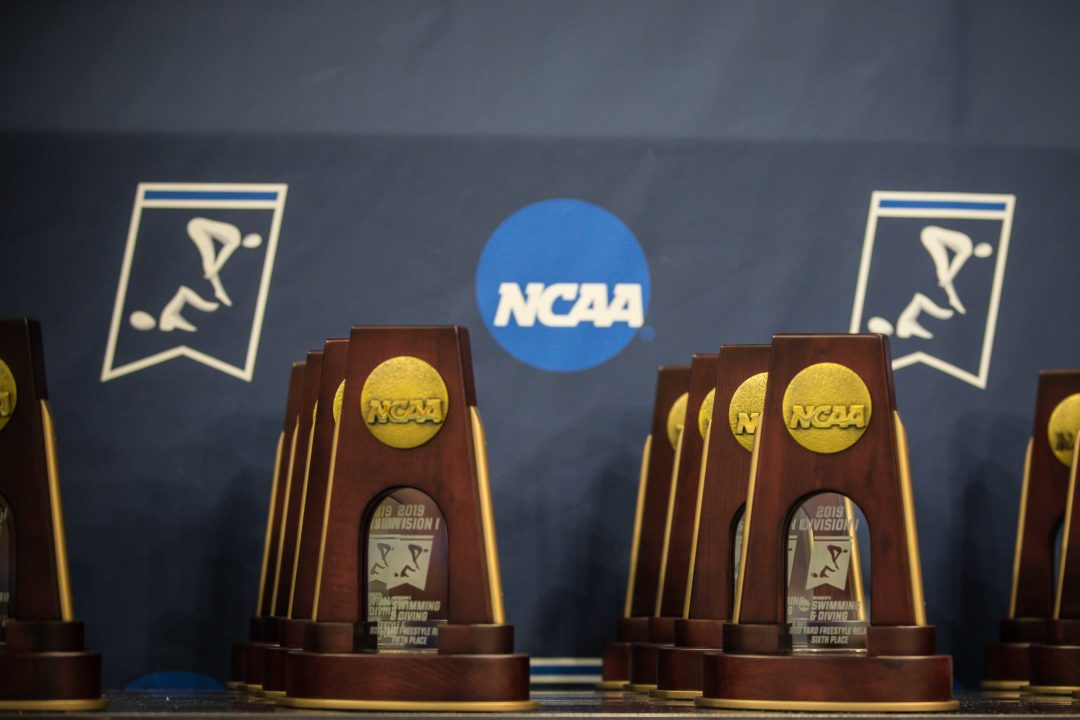 NCAA Reveals Pre-Selection Psych Sheets for Men's Division I Championships