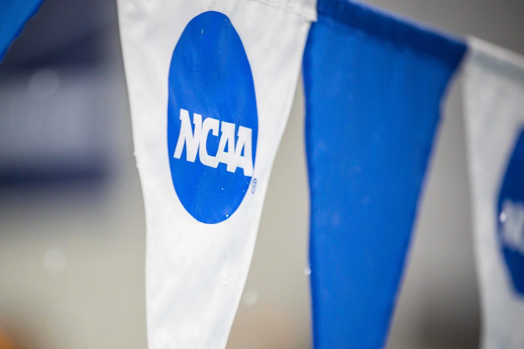 NCAA Addresses Wearable Technology in Latest Swim/Dive Rulebook Update