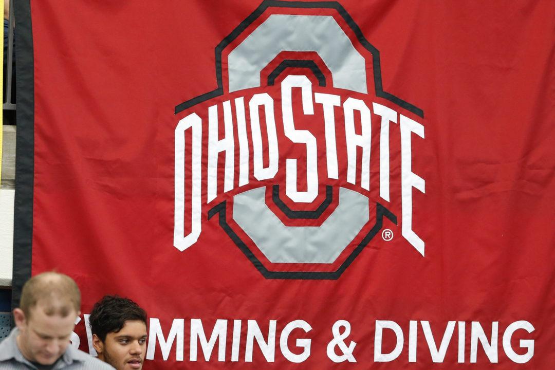 Ohio State's Sem Andreis Has Breakthrough Swim on Day 1 of B1G Championships