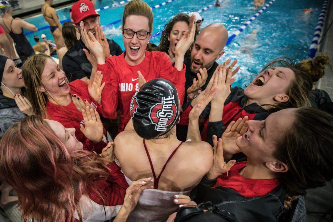 Big Ten Conference Won't Start Swim Meets Until at Least January 1