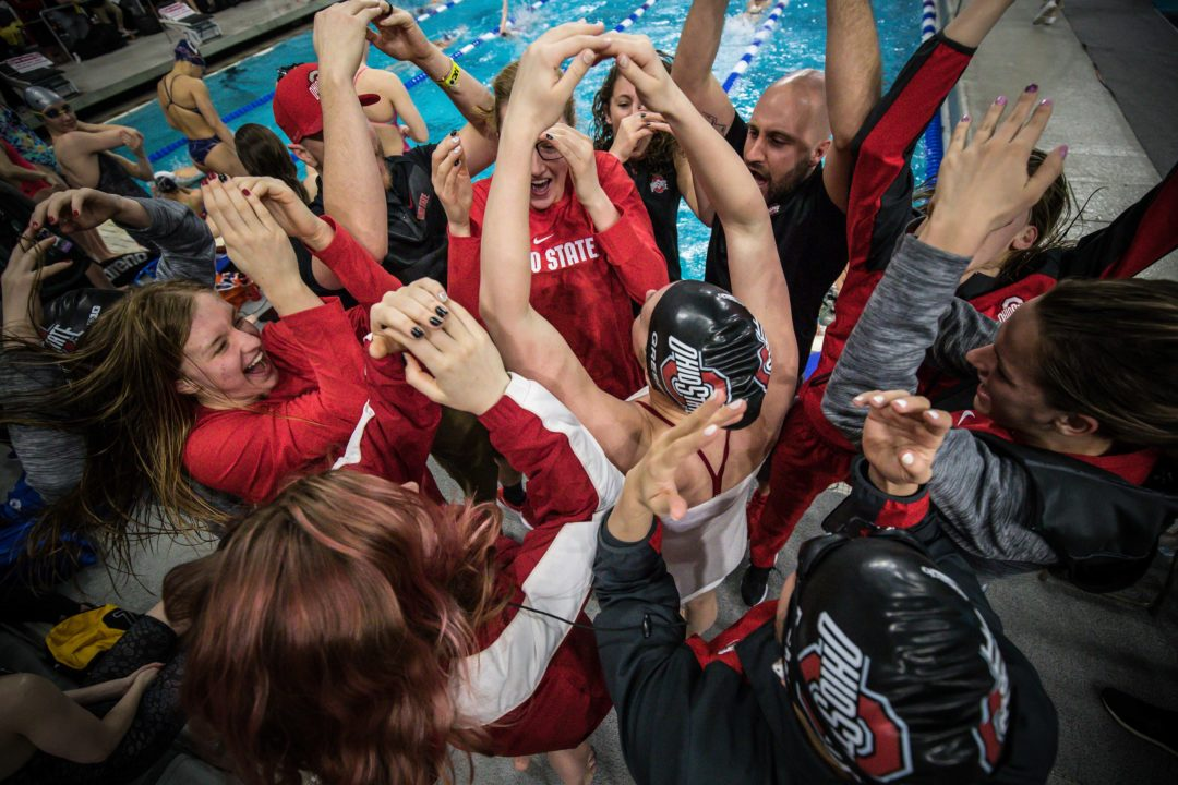 Ohio State Wins First Women's Big Ten Conference Title in 34 Years