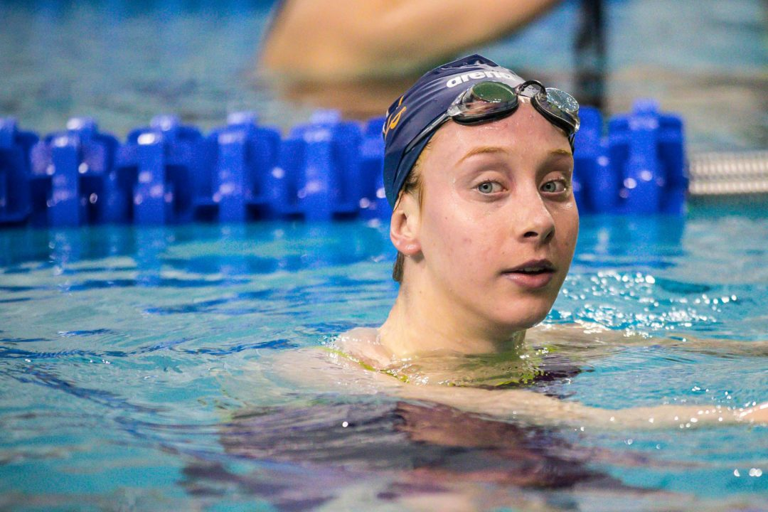 2020 ACC Women's Swimming & Diving Championships: Day 2 Prelims Live Recap