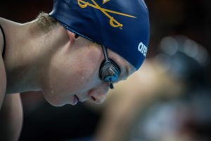 ACC Swimmer of the Meet Paige Madden Details UVA Sunday Challenge Set of 15×500
