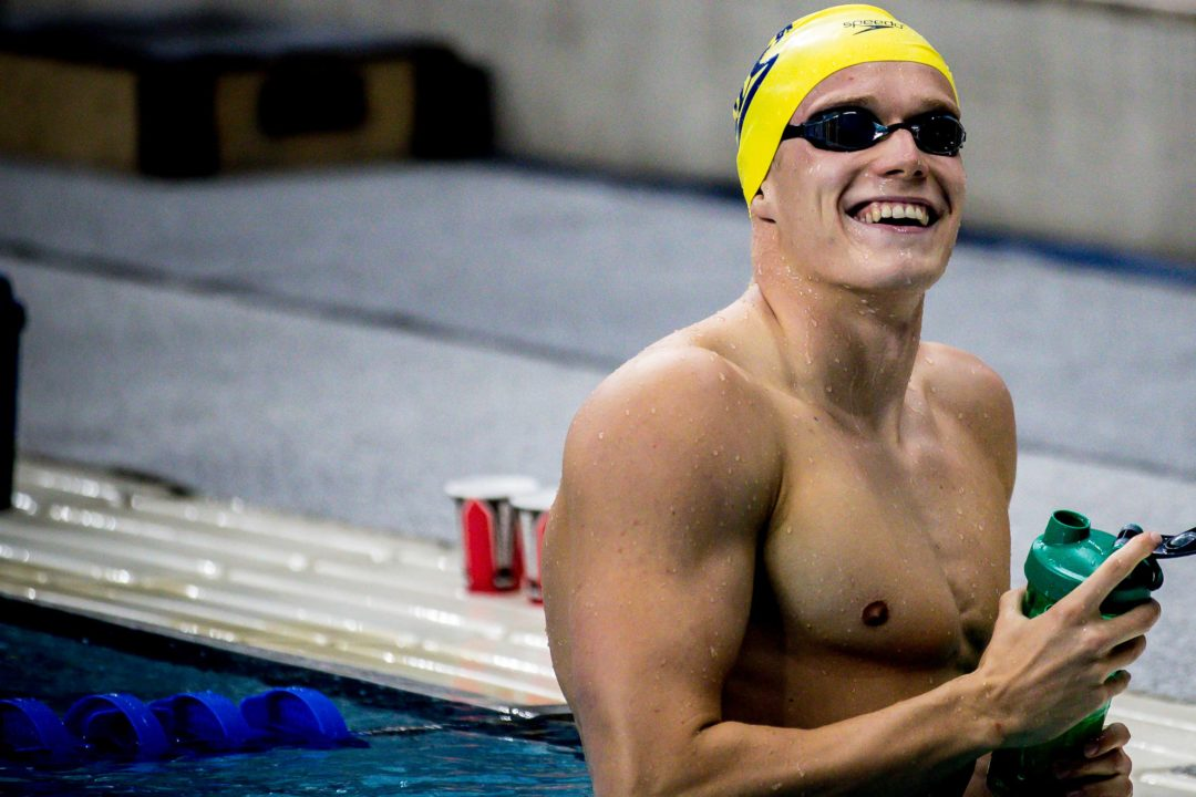 Defending Champs Stanford, Cal Top Preseason CSCAA Polls