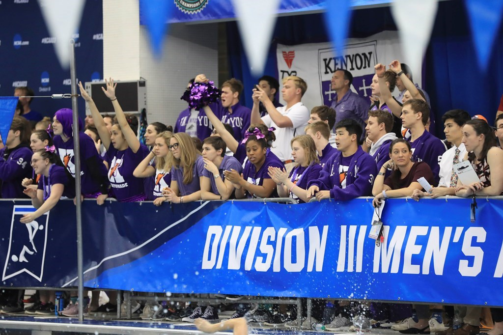 2021 NCAA Division III Swimming & Diving Championships Cancelled