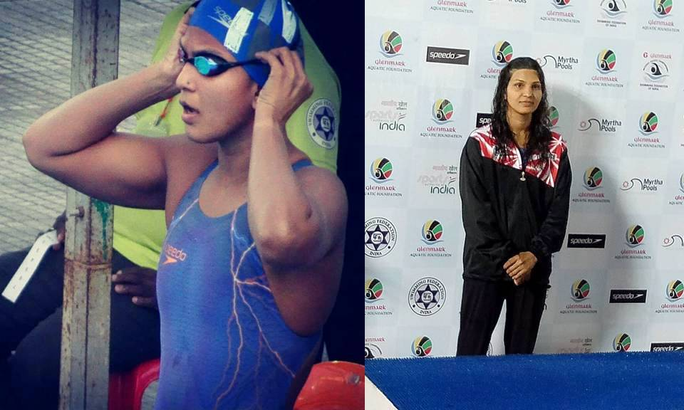 50th SNAGS Championships 2019 Ke Day 1 Me Richa Mishra Ka 800m Free