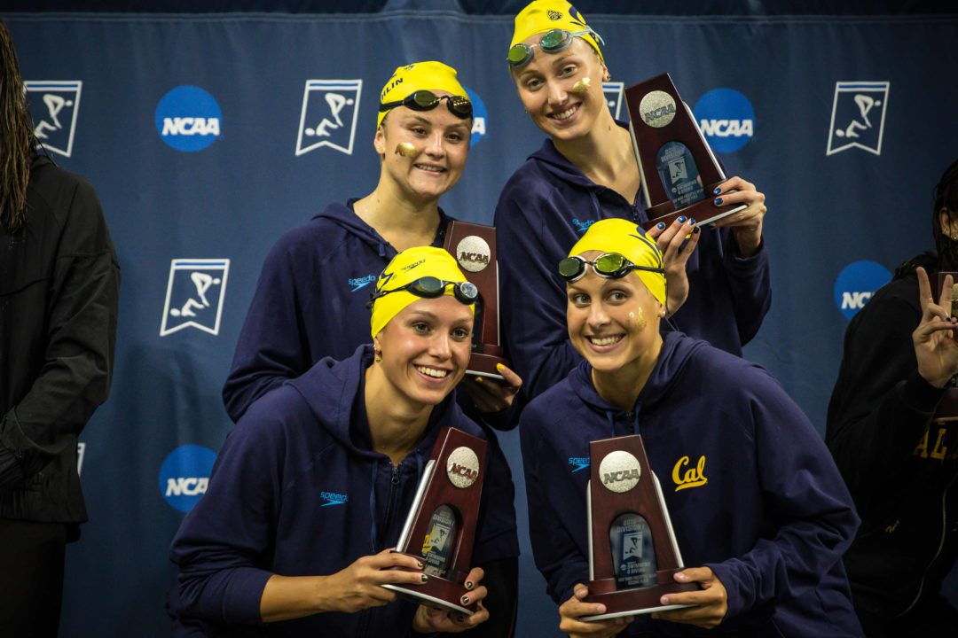 2021 Pac-12 Women's Championships: Day 1 Timed Finals Live Recap