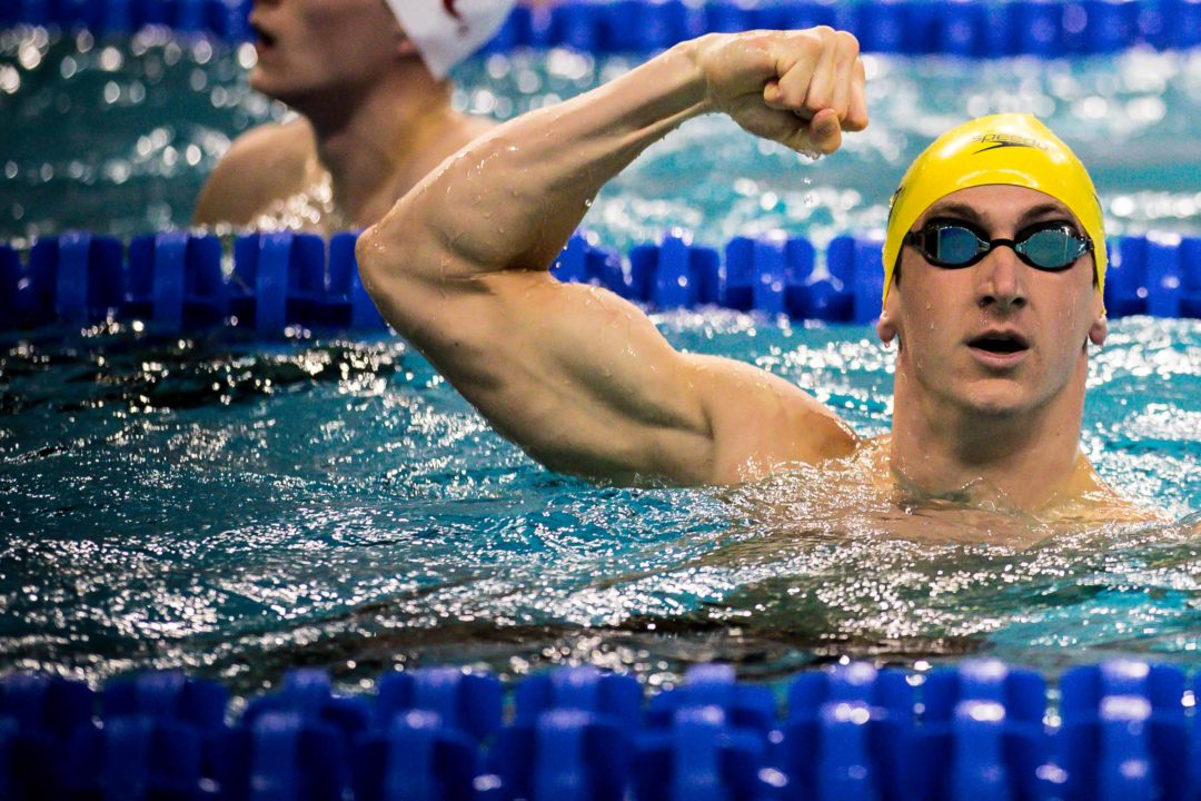 College Swimming Weekly Preview: Dec. 2 – Dec. 8, 2019