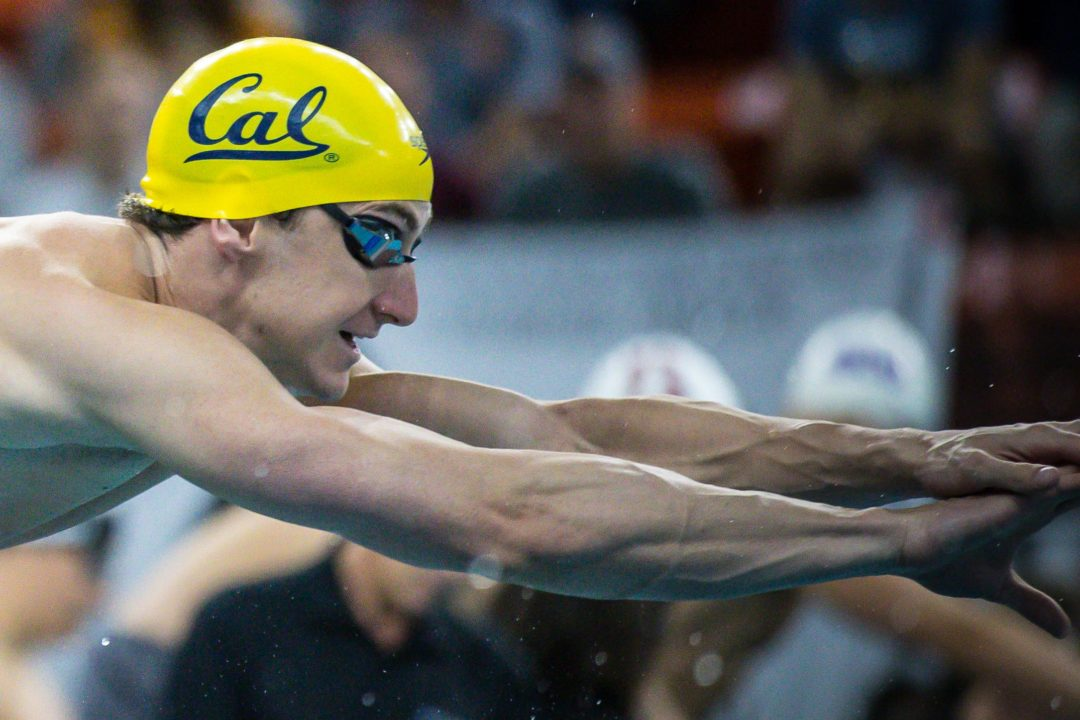 Dolfin Swim of the Week: The Anchor Swim That Won The Title For Cal